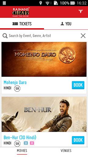Rajhans Cinemas screenshot 2