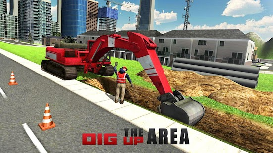 Heavy Excavator Simulator 2016 APK for Bluestacks