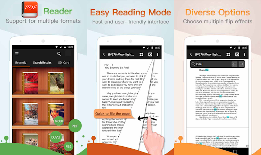 Online ebook PDF converter