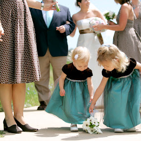 by Trevor Brown - Wedding Ceremony