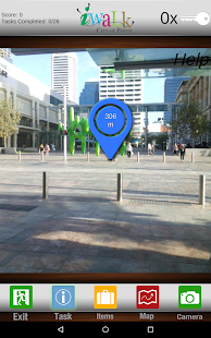 City of Perth iWalk Trails - screenshot