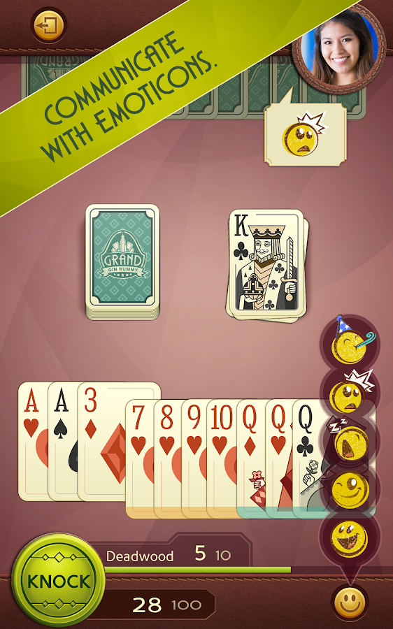 Grand Gin Rummy Screenshot 8