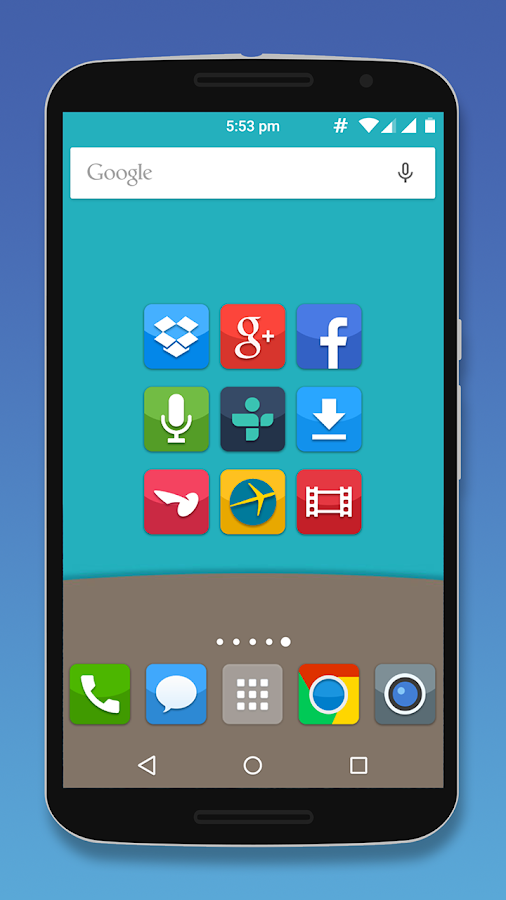 Horizon Icon Pack Screenshot 4