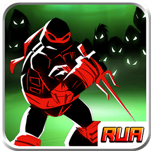Download Game Android Turtles Fight - Ninja Shadow Gratis
