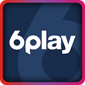 6play, TV en direct et replay Icon