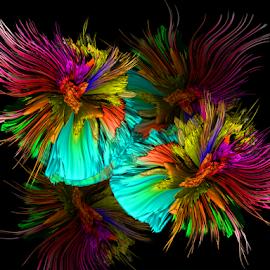 by LADOCKi Elvira - Digital Art Abstract