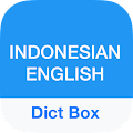 App Indonesian Dictionary - Dict Box APK for Kindle