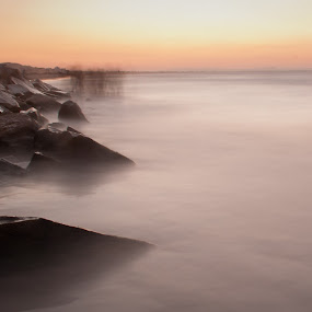 The ghost of the beach by Booba Booba - Landscapes Waterscapes
