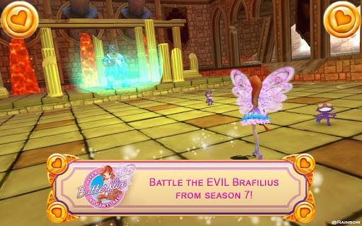Winx: Butterflix ventures - screenshot