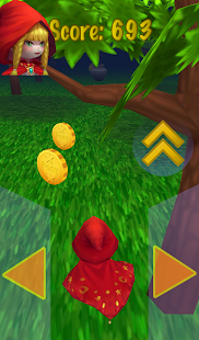 Red Riding Hood: 3D Run Unlimited money