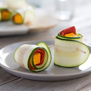 Zucchini Roll Ups Recipes