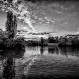 Abington Park Northampton UK by Balan Emilian - City,  Street & Park  City Parks ( northampton, park, abington )