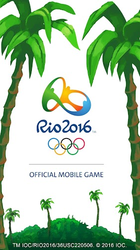 Rio 2016: Diving Champions Android App Screenshot