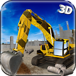 Heavy Sand Excavator Sim Icon