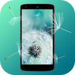 Dandelion 3D Live Wallpaper Icon
