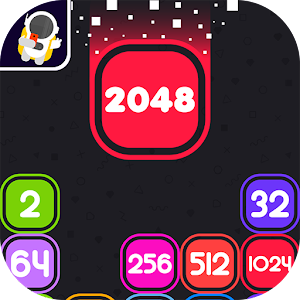 Infinite 2048 challenge - number puzzle For PC (Windows & MAC)
