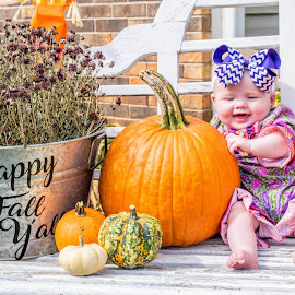 Happy Fall Y'all! by Josh Reed - Babies & Children Babies ( #fall,  )