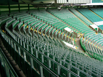 Wallpaper for Celtic Park Stad- screenshot thumbnail