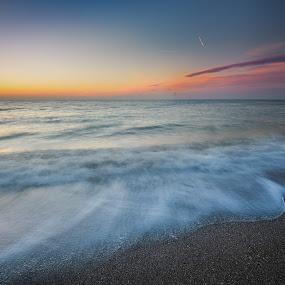 Fluorescence by Lucian Satmarean - Landscapes Beaches