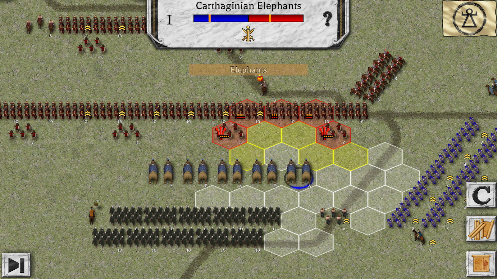 Battles of the Ancient World Screenshot 3