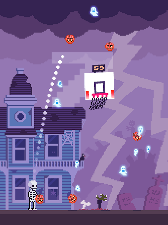 Ball King - Arcade Basketball Screenshot 7
