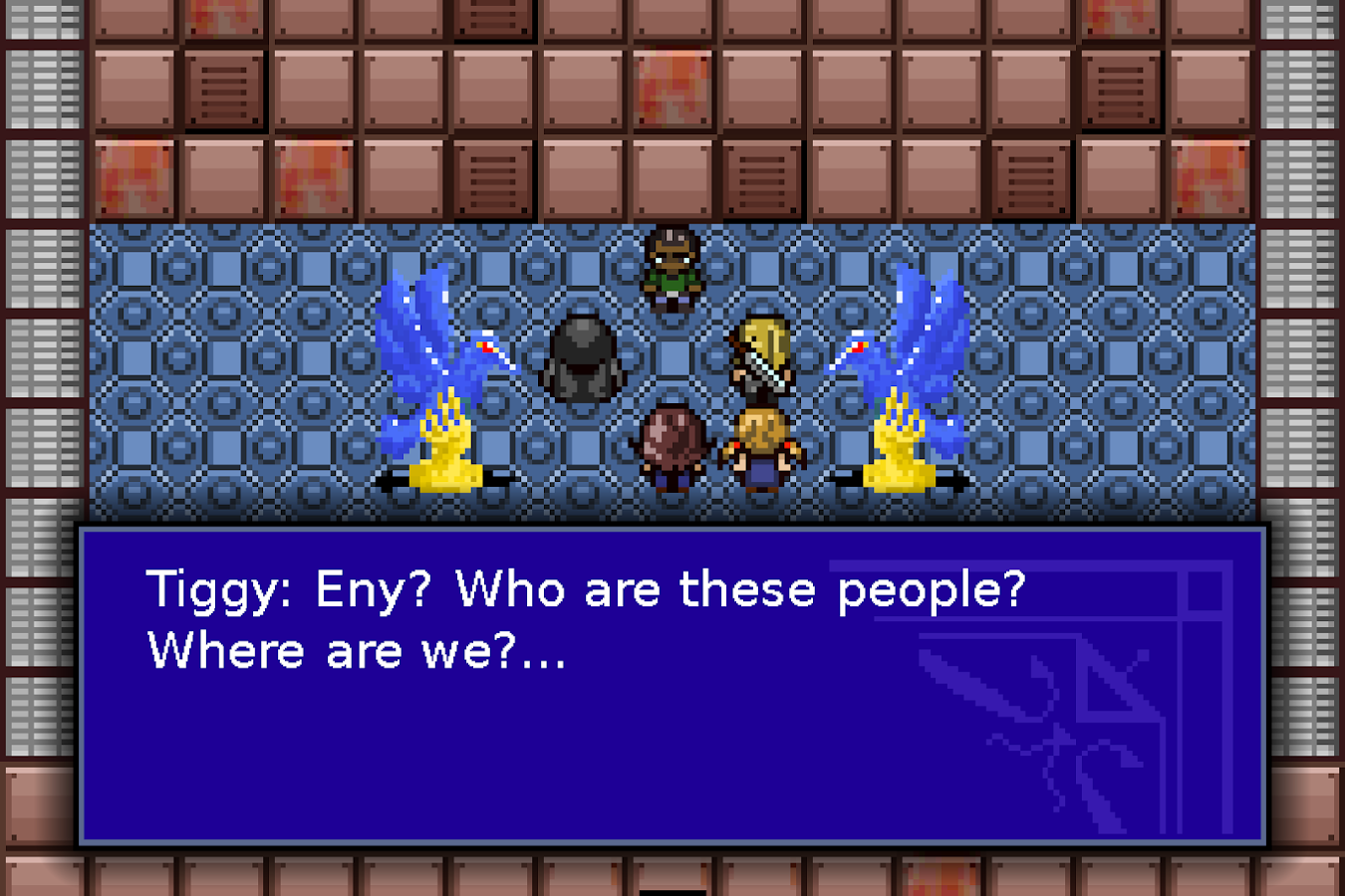 Monster RPG 2 Screenshot 4