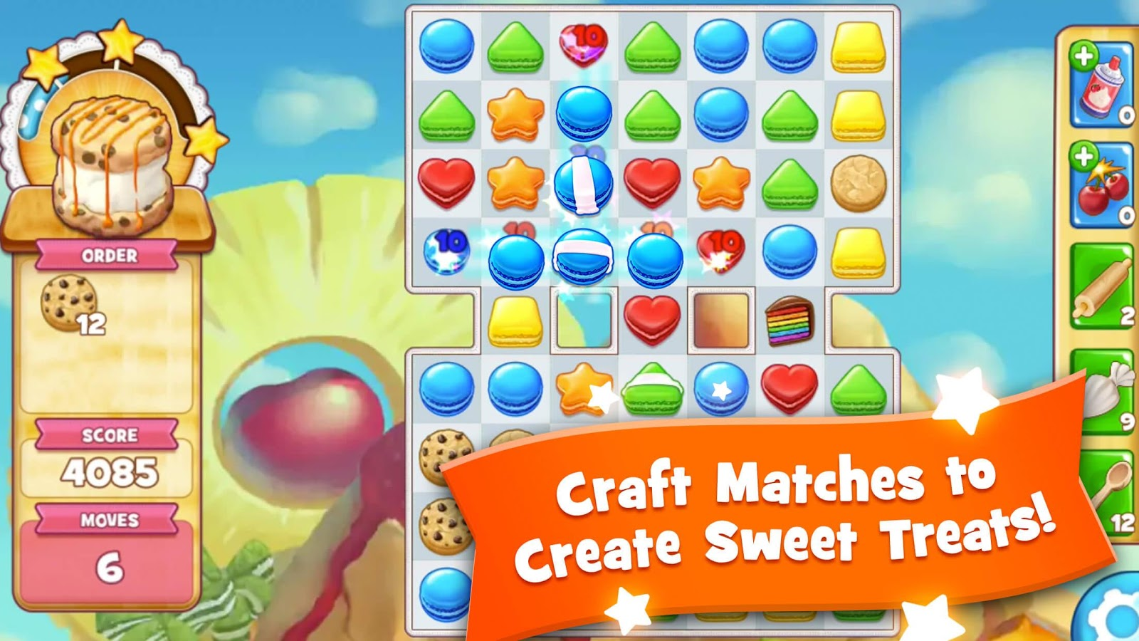 Cookie Jam - Match 3 Games & Free Puzzle Game Screenshot 1