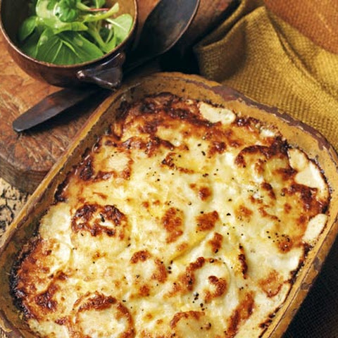 Root Vegetable Gratin Gruyere Cheese Recipes | Yummly