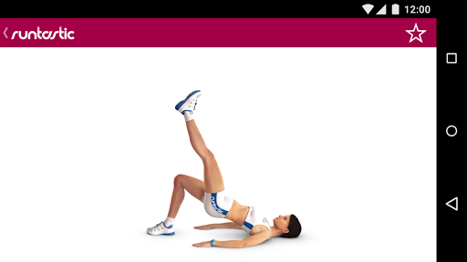 Runtastic Butt Trainer Workout screenshot 6