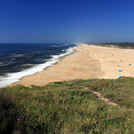 Old beach by Gil Reis - Landscapes Beaches ( sand, beaches, nature, summer, sea, places, portugal, atlantic )