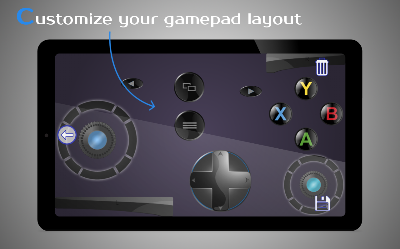 DroidJoy Gamepad Joystick Screenshot 11