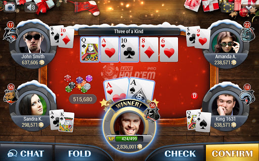 Gipsy poker sf