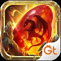 Game Crimson Saga: Dragonore APK for Kindle