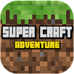 Super Craft Adventure : crafting and Building Icon
