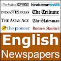 English Newspapers India APK for Bluestacks