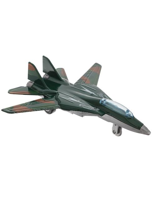 "Самолет ""МИР АВИАЦИИ"" 1:64 хаки"