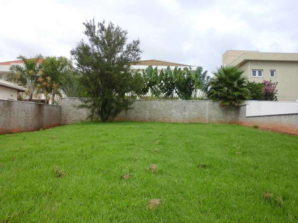 Terreno residencial à venda, Alphaville Dom Pedro, Campinas.