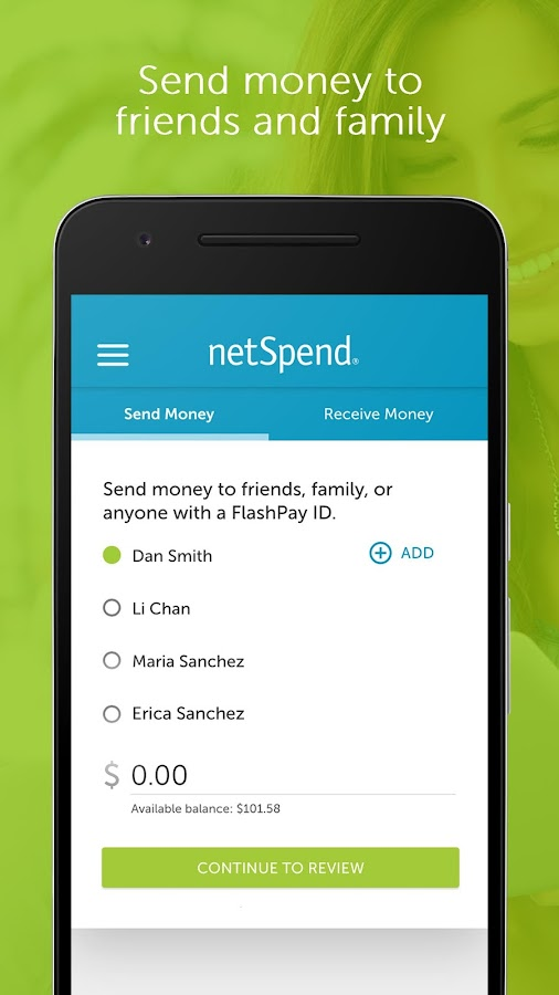 Can one check a NetSpend balance on a mobile phone?