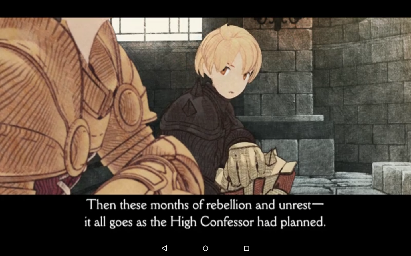 FINAL FANTASY TACTICS : WotL Screenshot 5