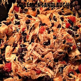 Chicken Black Bean Wrap Recipes