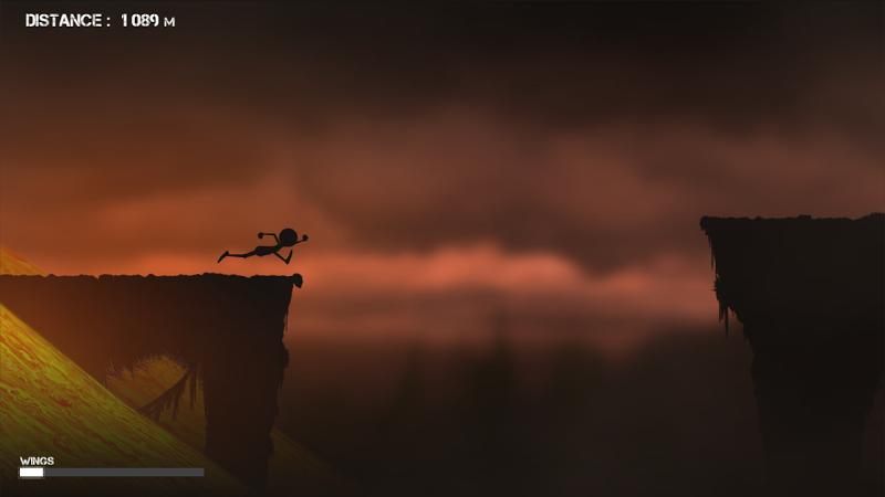 Apocalypse Runner 2: Volcano Screenshot 1