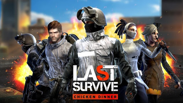 Last Survive - Chicken Dinner APK screenshot thumbnail 1