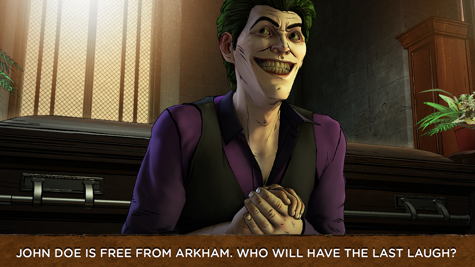 Batman: The Enemy Within Screenshot 7