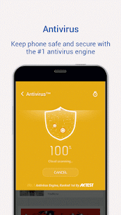 Clean Master (Boost&Antivirus) for Lollipop - Android 5.0