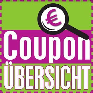 Couponübersicht Kassenbon-Deals