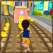 Game Subway Runner Plus APK for Kindle
