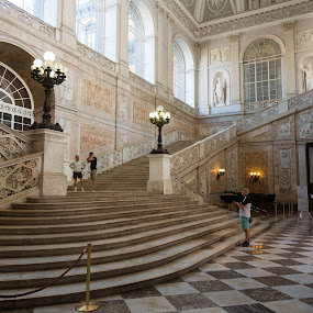 Naples Palace by Andrew Moore - Buildings & Architecture Other Interior (  )