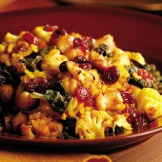 Curried Rice Biryani Recipes