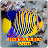 Game Fish Game-Angel Fish Matches Game APK for Kindle