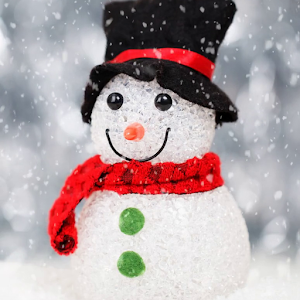 Download Snowman live wallpaper for Android